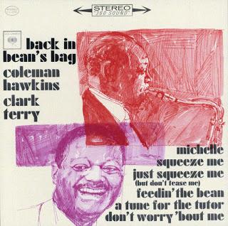 COLEMAN HAWKINS - Back in Beans Bag (aka Blues for the Tutor aka Together) cover