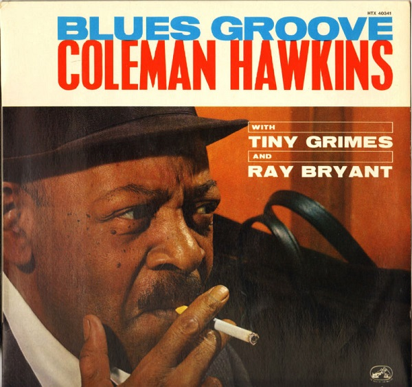 COLEMAN HAWKINS - Blues Groove cover