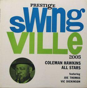 COLEMAN HAWKINS - Coleman Hawkins All Stars cover