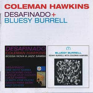 COLEMAN HAWKINS - Desafinado+Bluesy Burrell cover