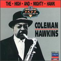 COLEMAN HAWKINS - High and Mighty Hawk cover