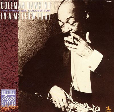 COLEMAN HAWKINS - In A Mellow Tone cover