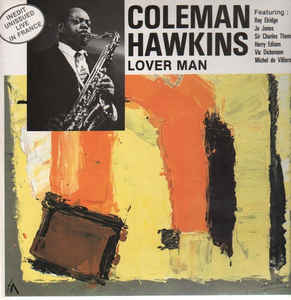 COLEMAN HAWKINS - Lover Man cover