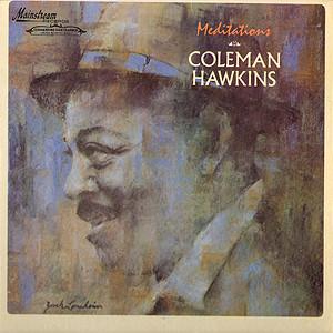 COLEMAN HAWKINS - Meditations cover