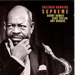 COLEMAN HAWKINS - Supreme cover