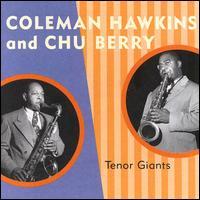 COLEMAN HAWKINS - Tenor Giants cover