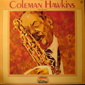 COLEMAN HAWKINS - The Bean cover