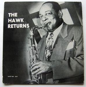 COLEMAN HAWKINS - The Hawk Returns cover