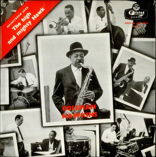 COLEMAN HAWKINS - The High And Mighty Hawk cover