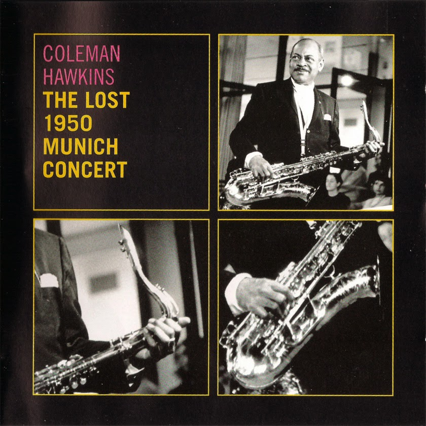 COLEMAN HAWKINS - The Lost 1950 Munich Concert cover