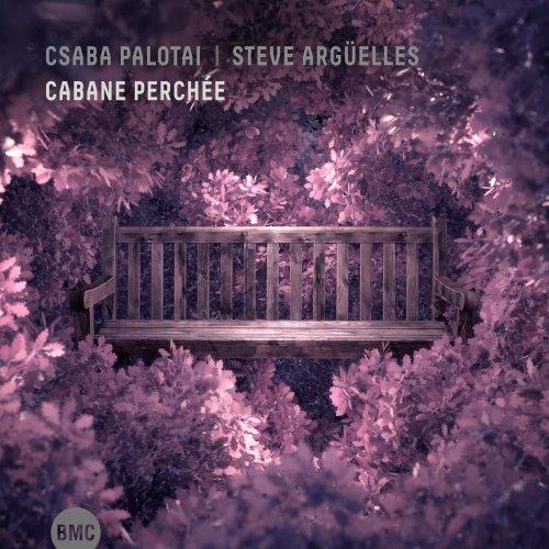 CSABA PALOTAI - Csaba Palotaï & Steve Argüelles : Cabane Perchée cover