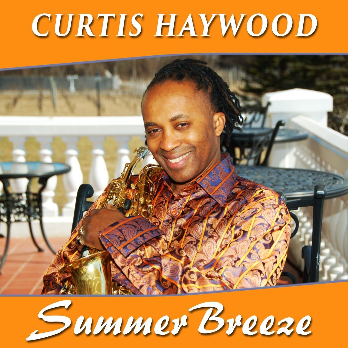 CURTIS HAYWOOD - Summer Breeze cover