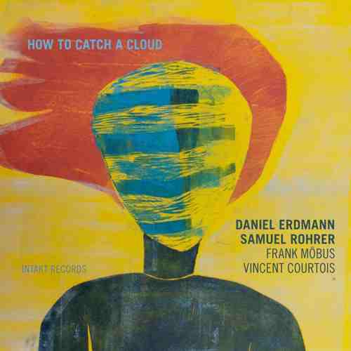 DANIEL ERDMANN - How To Catch A Cloud cover