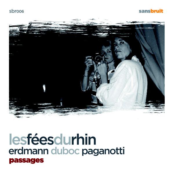 DANIEL ERDMANN - Les Fées du Rhin - Passages cover
