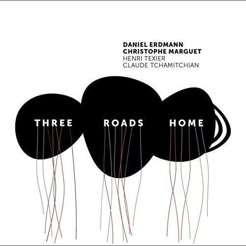 DANIEL ERDMANN - Three roads home cover