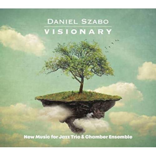 DANIEL SZABO - Visionary cover