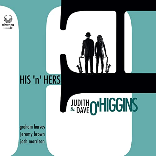 DAVE O'HIGGINS - Dave & Judith O'Higgins : His'n'Hers cover