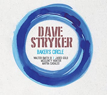 DAVE STRYKER - Bakers Circle cover