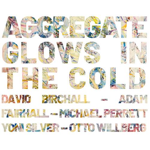 DAVID BIRCHALL - David Birchall / Adam Fairhall / Michael Perrett / Yoni Silver / Otto Willberg : Aggregate Glows In The Cold cover