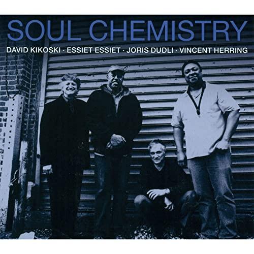 DAVID KIKOSKI - Soul Chemistry cover