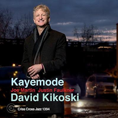 DAVID KIKOSKI - Kayemode cover