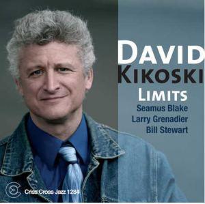 DAVID KIKOSKI - Limits cover