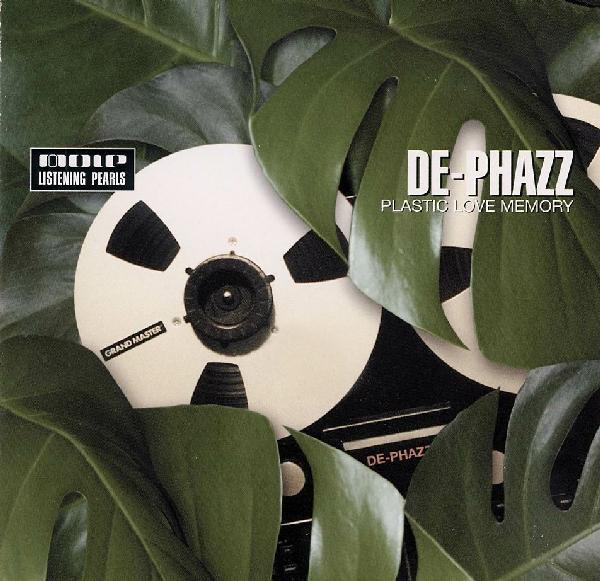 DE-PHAZZ - Plastic Love Memory cover