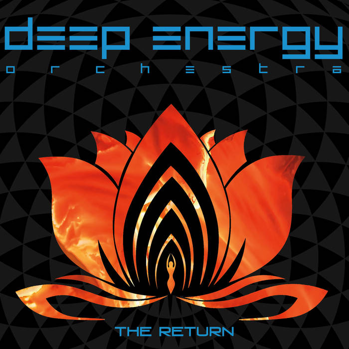 DEEP ENERGY ORCHESTRA - The Return cover
