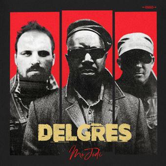 DELGRÈS - Mo Jodi cover