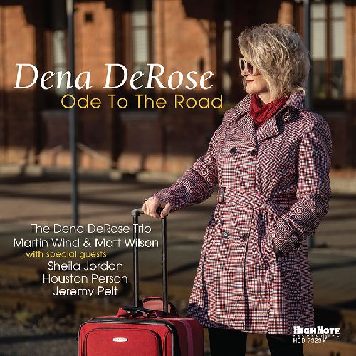 DENA DEROSE - Ode To The Road cover