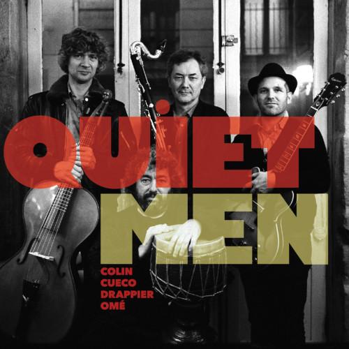 DENIS COLIN - Quiet Men cover