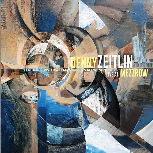 DENNY ZEITLIN - Live At Mezzrow cover