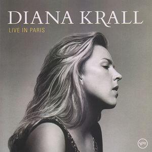 DIANA KRALL - Live in Paris (aka A Night In Paris) cover