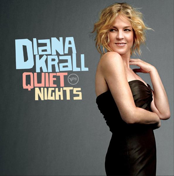 DIANA KRALL - Quiet Nights cover