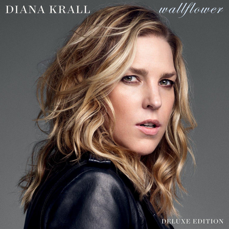 DIANA KRALL - Wallflower cover