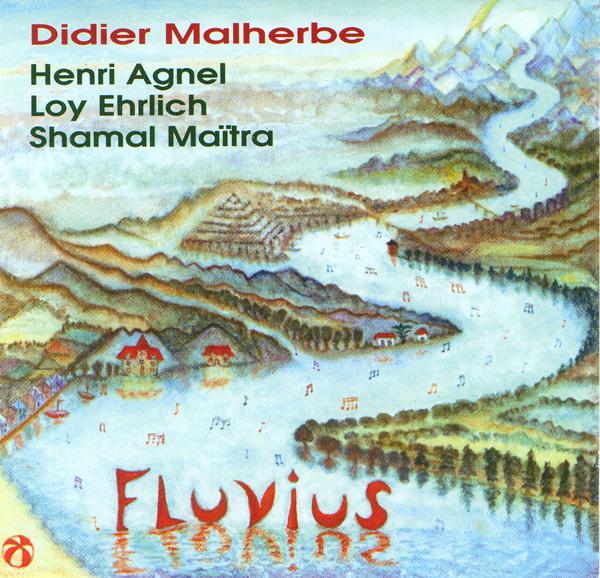 DIDIER MALHERBE - Fluvius cover