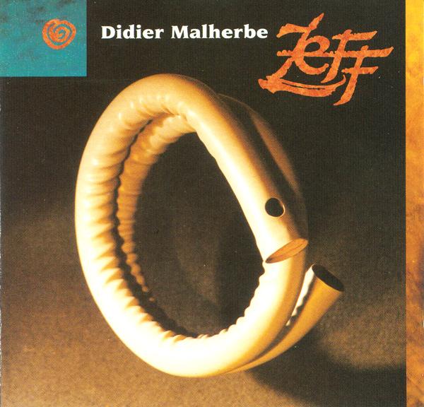 DIDIER MALHERBE - Zeff cover