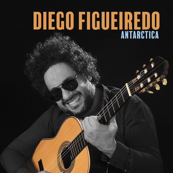 DIEGO FIGUEIREDO - Antarctica cover