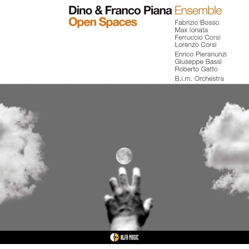 DINO PIANA - Dino & Franco Piana Ensemble : Open Spaces cover
