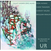 DOM MINASI - Eight Hands One Mind cover