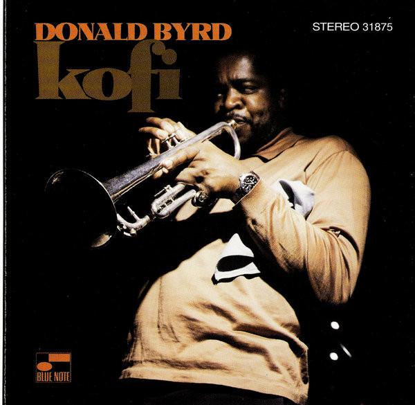 DONALD BYRD - Kofi cover
