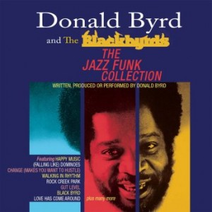 DONALD BYRD - The Jazz Funk Collection cover