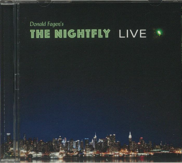 DONALD FAGEN - The Nightfly : Live cover