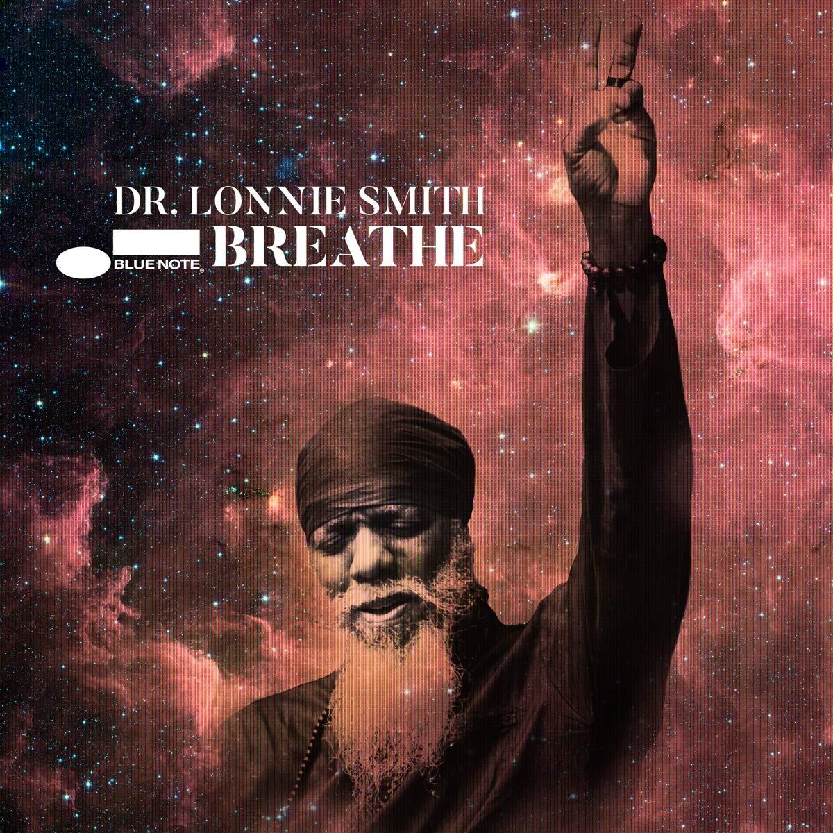 DR LONNIE SMITH - Breathe cover