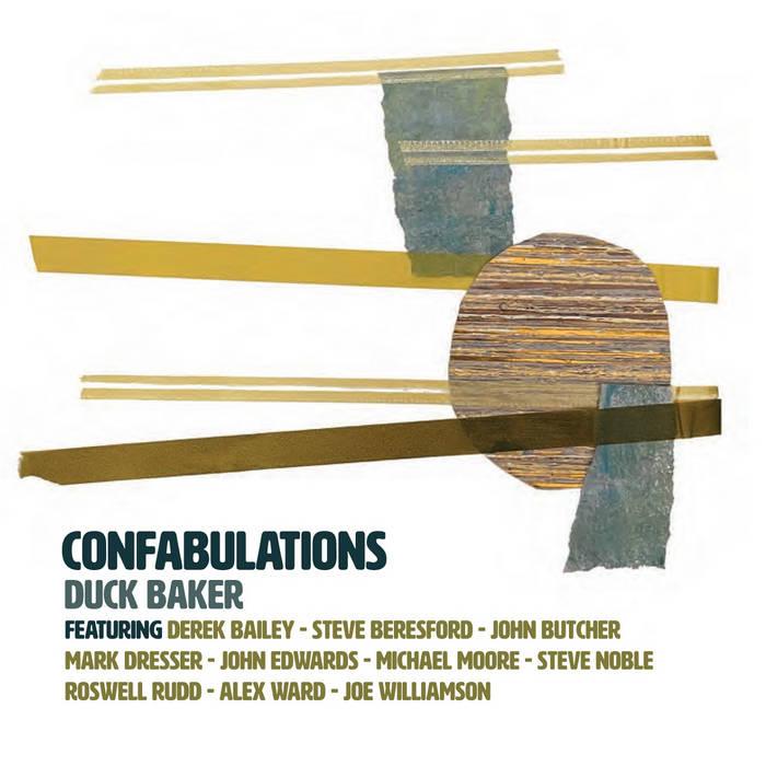 DUCK BAKER - Confabulations cover