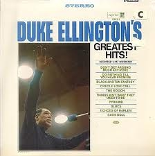 DUKE ELLINGTON - Duke Ellington's Greatest Hits (aka The Duke Lives On) cover