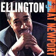 DUKE ELLINGTON - Ellington At Newport cover
