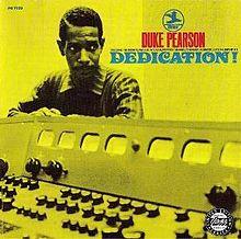 DUKE PEARSON - Dedication! cover