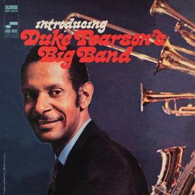 DUKE PEARSON - Introducing Duke Pearson's Big Band cover