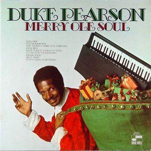 DUKE PEARSON - Merry Ole Soul cover